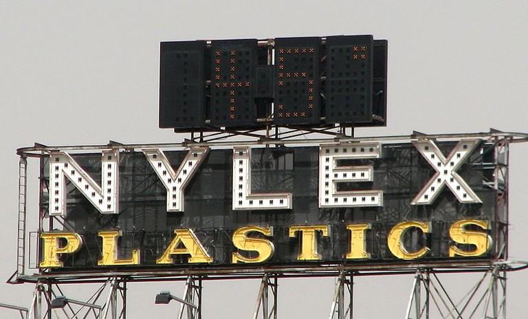 Nylex Clock | © Melburnian/WikiCommons