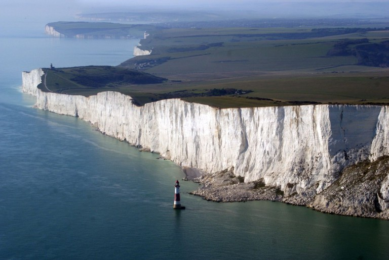 Beachy Head In The South Downs National Park | © Ian Stannard/WikiCommons