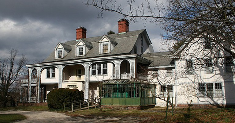 Cedarmere - Home of WC Bryant   © Ryssby/WikiCommons