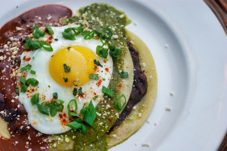 Huevos Rancheros | © Courtesy of Cha Cha's Latin Kitchen