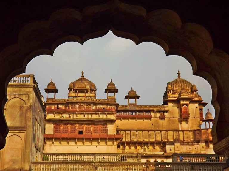 Go Back in Time and Witness Breathtaking Architecture in the Historic City of Orchha (C) Anshul Kumar Akhoury