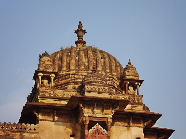 The ancient city of Orchha boasts of exquisite architecture and exemplary craftsmanship (C) Anshul Kumar Akhoury