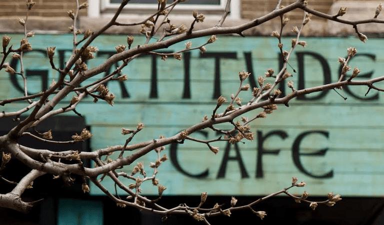 Gratitude Cafe