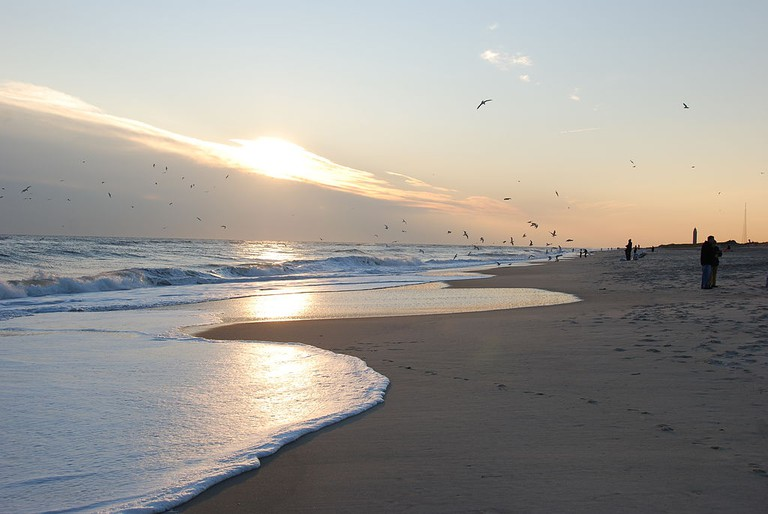 Jones Beach Nov 2008 | © Hans J E/WikiCommons