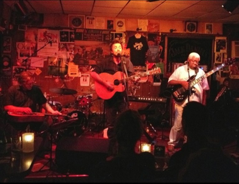 James Carrington live at The Baked Potato © Louise Palanker/Flickr