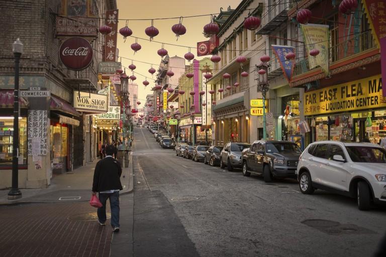 Chinatown, San Francisco © Aurimas/Flickr