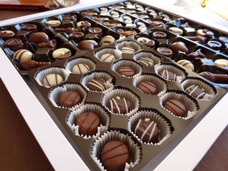 Chocolates © Andrew_Writer