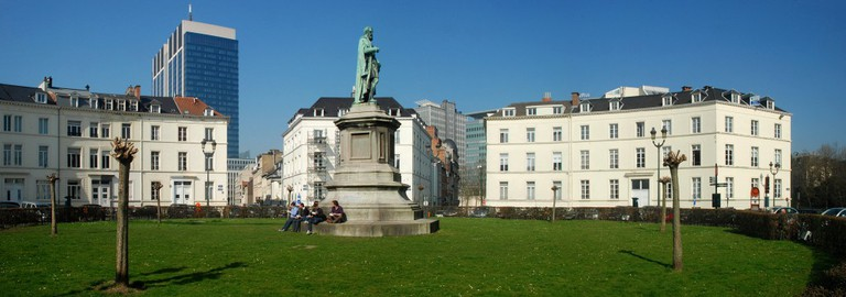 Places des Barricades | © EmDee/WikiCommons