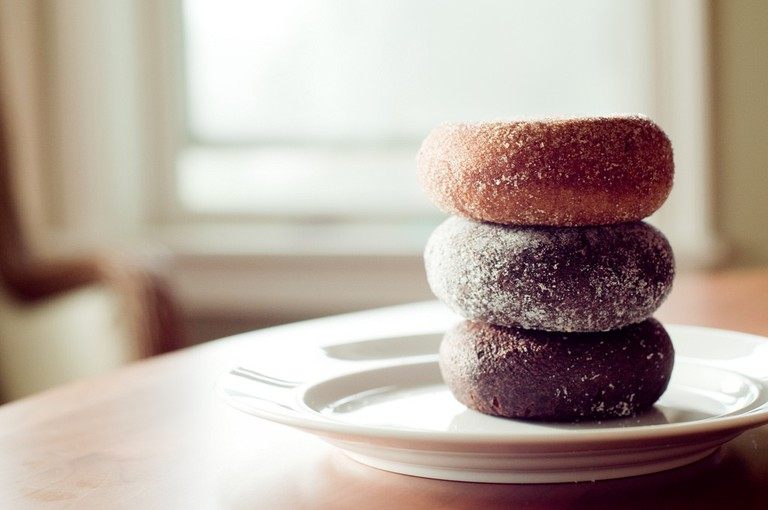 Donuts ©Janice Cullivan