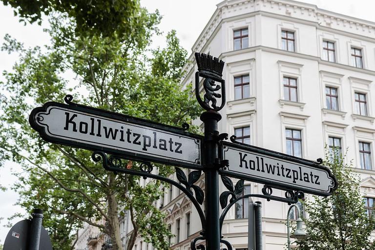 Kollwitzplatz Market