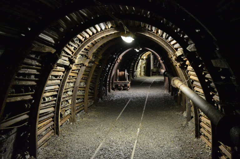Blegny Mine | © Bel Adone/Wikimedia Commons