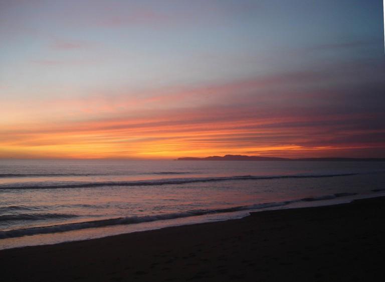 Limantour Beach sunset ©rosko37/Flickr