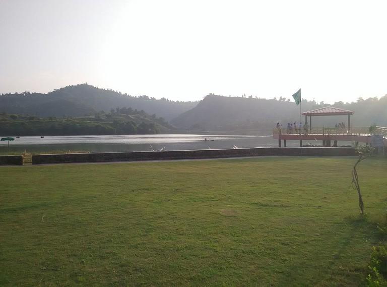 Morni Hills | © Manojkhurana/WikiCommons