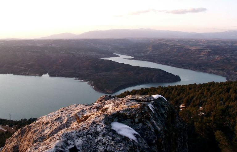 Lake Negratin | © Rimantas Lazdynas