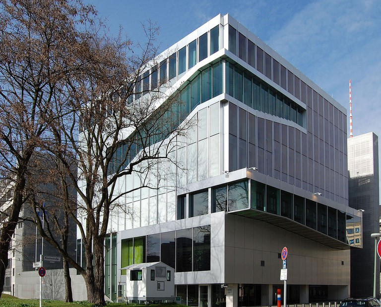 Netherlands Embassy Berlin
