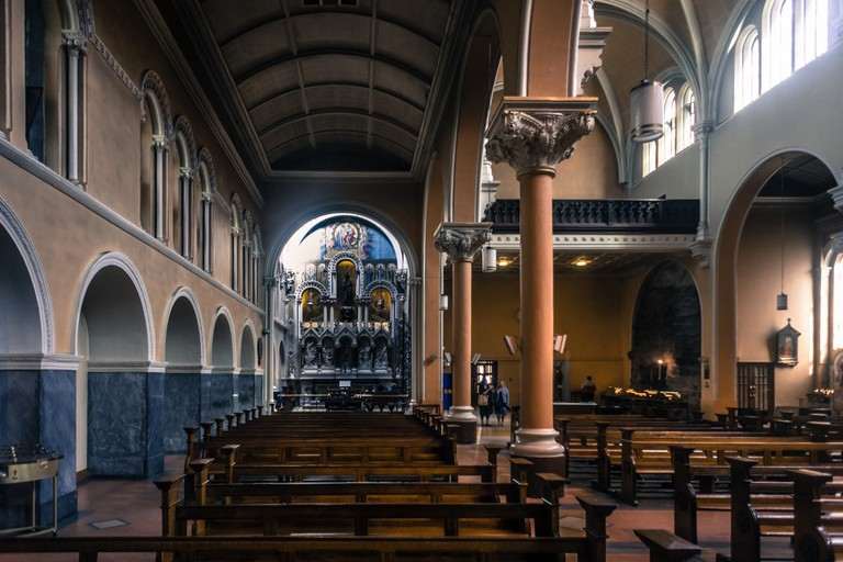 The Church of Our Lady of Mount Carmel, Whitefriar Street | © William Murphy / Flickr