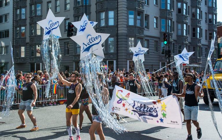 Nellies' Staff in Capital Pride Parade | © Tim Evanson/Flickr