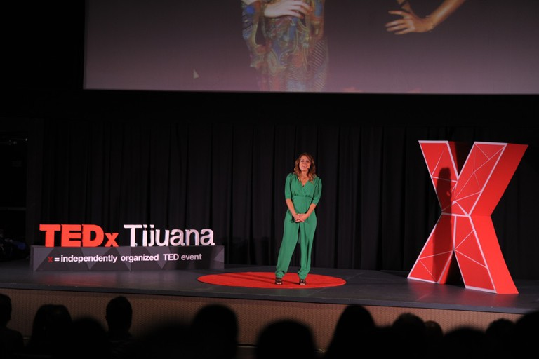Ximena Valero | © TEDx Tijuana/Flickr