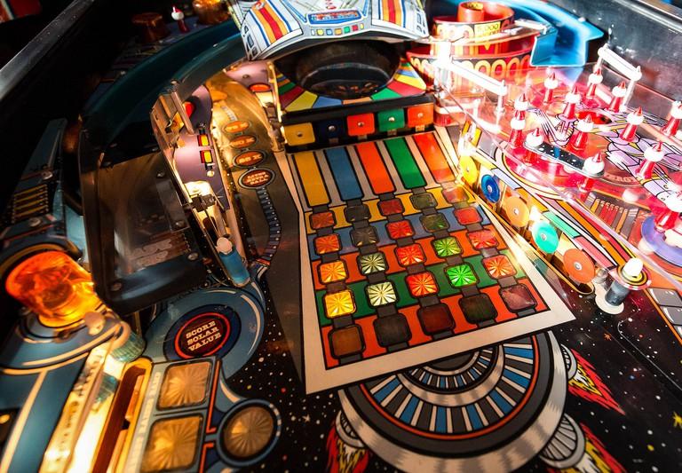 Arcade Odyssey celebrates the 'return of pinball'