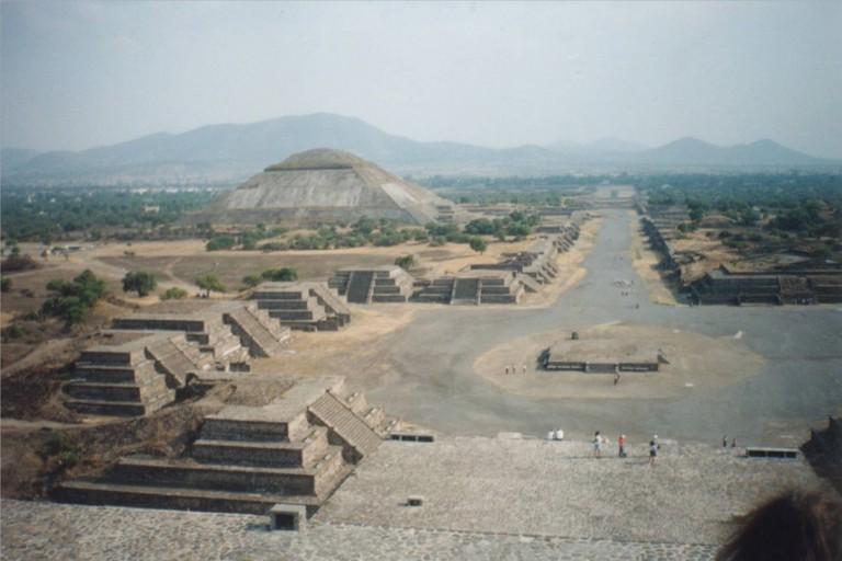 Teotihuacán | © Rob Wood/Flickr