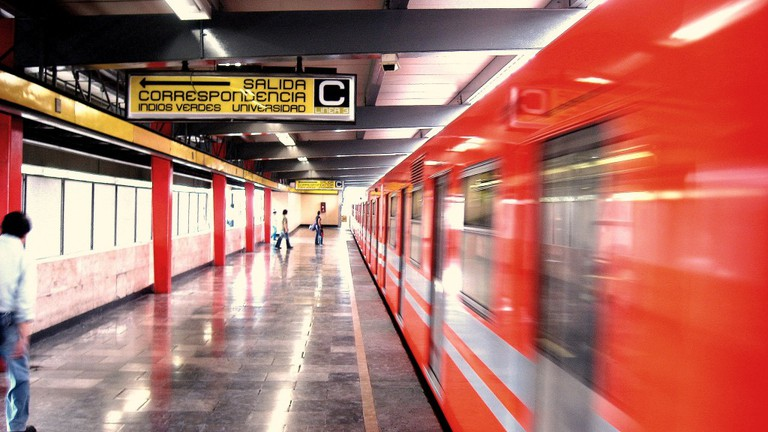 Mexico City metro | © 16:9clue/Flickr