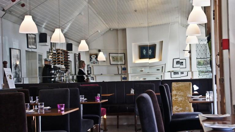 Deep restaurant, Howth