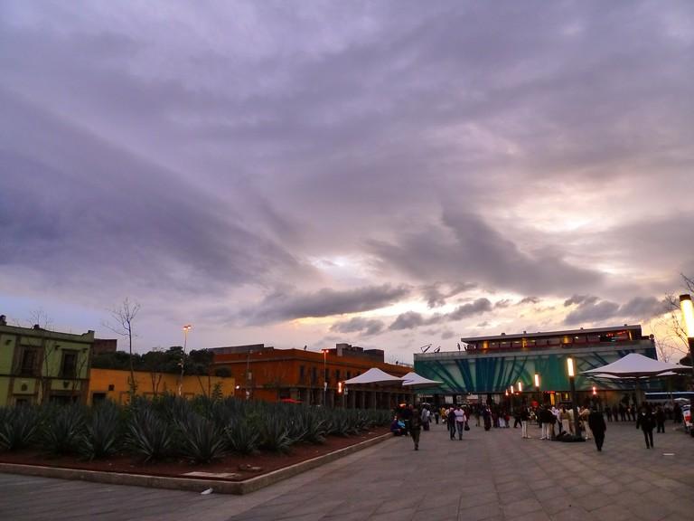 Plaza Garibaldi | © Nacho Pintos/Flickr
