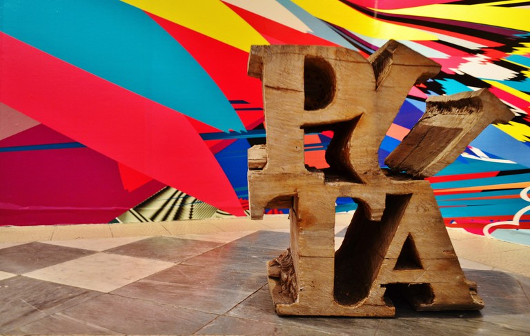Galería OMR exhibit, 2012 | © Antonio MaloMalverde/Flickr