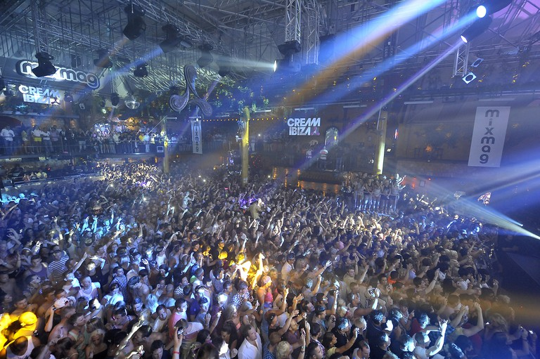 'That's Cream' at Amesia | © Amnesia Ibiza / Flickr