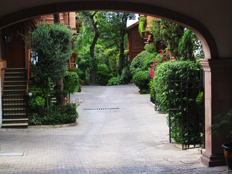 San Ángel, Mexico City | © Pavel Kirillov/Flickr