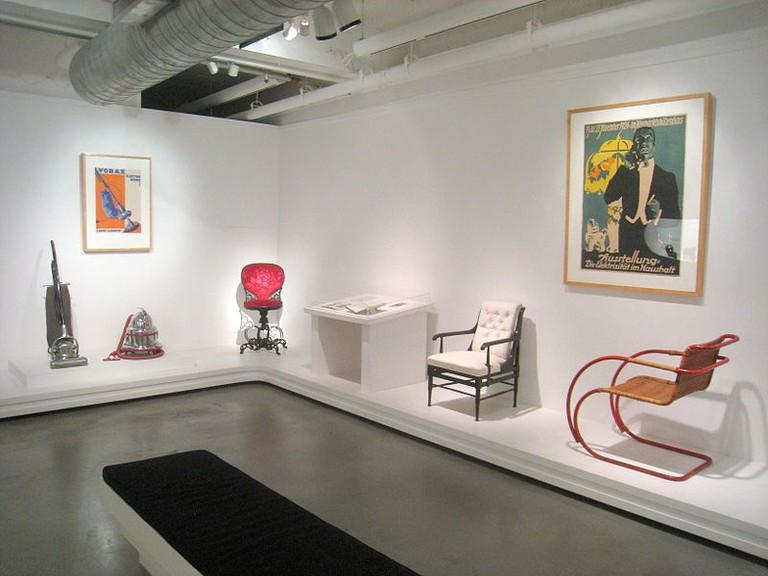 The contemporary functionalist exhibit