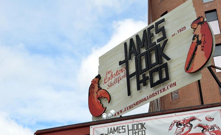 James Hook & Co| ©Brett Levin/Flickr