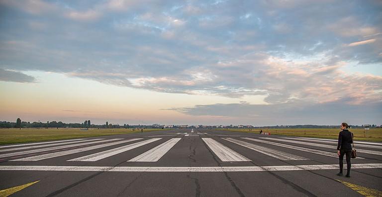 Tempelhofer Feld  © Tony Webster/WikiCommons