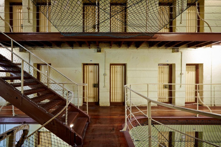 Cell Landing | Courtesy of Fremantle Prison