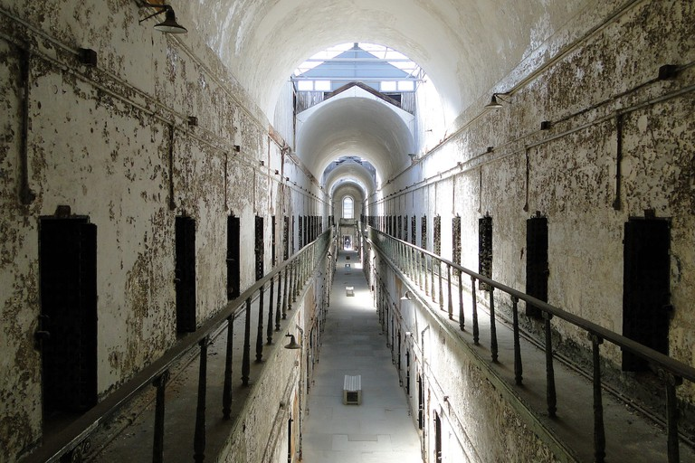 Eastern State Penitentiary, Philadelphia, Pennsylvania | © Adam Jones, Ph.D./Wikicommons