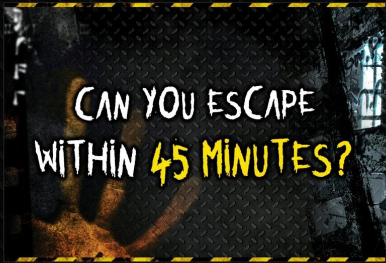 Escape Room/Courtesy of Escape Room Bangkok