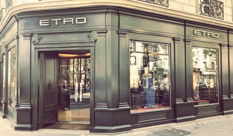 Etro store Saint-German