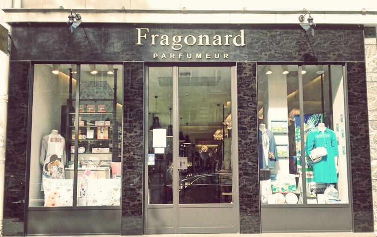 Fragonard store Saint-Germain