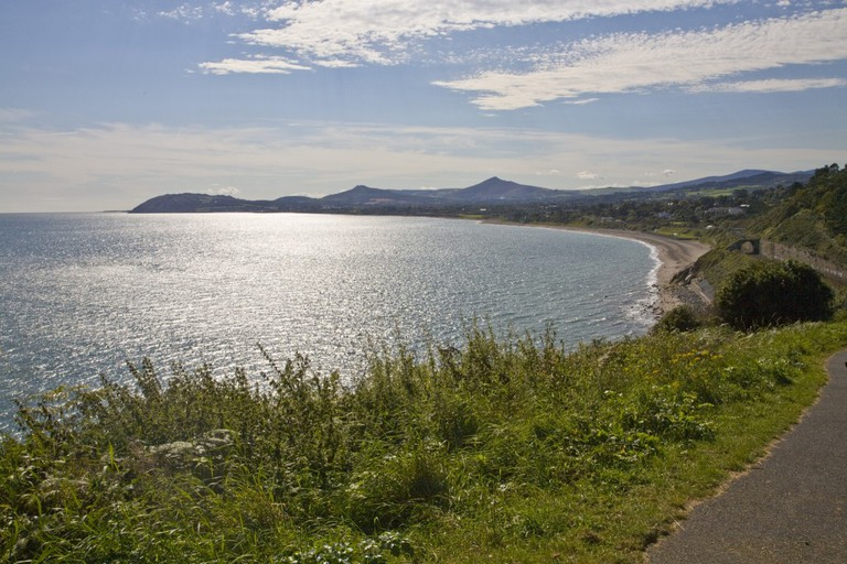 Killiney Strand | ©William Murphy/WikiCommons