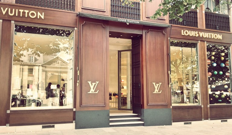 Louis Vuitton store Saint-Germain