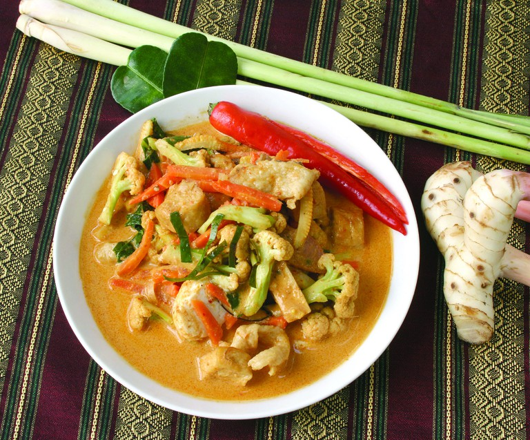 Panang Curry at May Kaidee