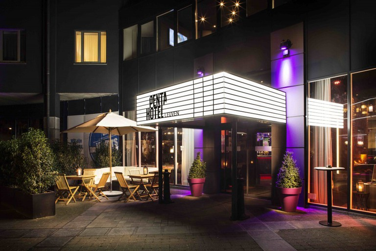 Among the newer trendy places to settle down in Leuven is Pentahotel   Courtesy of Pentahotel