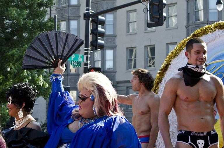 Secrets-ziegfelds_007_-_Christian_Lezzil_-_DC_Capital_Pride_parade_-_2013-06-08_(8992511696)