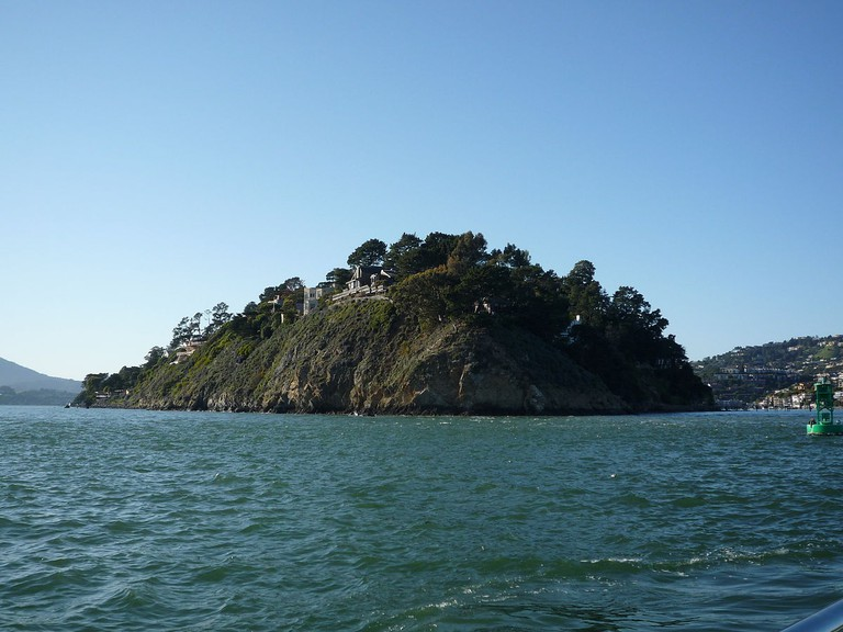 Belvedere Island © Edward/Wikipedia