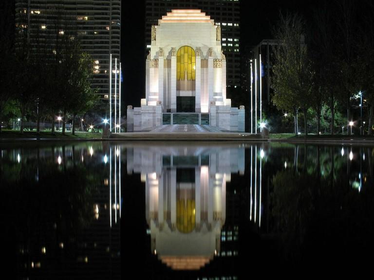 ANZAC War Memorial Sydney | © Digital fuel / WikiCommons