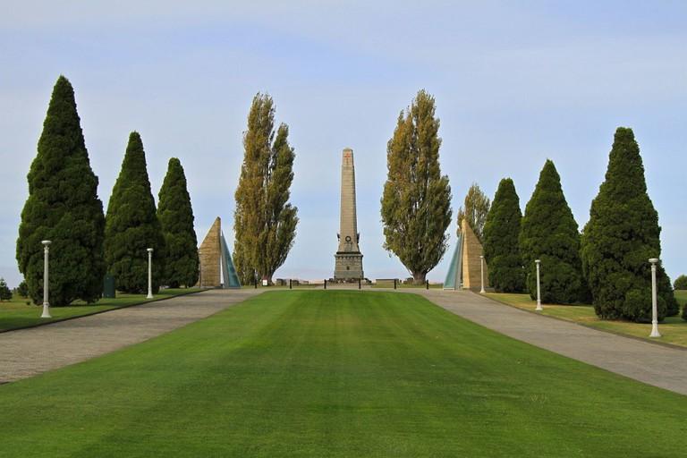 War memorial and cenotaph in Hobart, Tasmania | © Edoddridge / WikiCommons