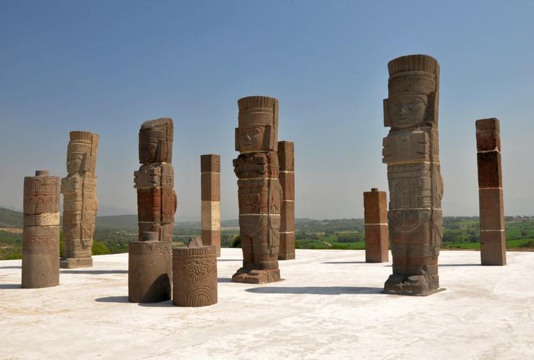 Tula de Allende | © Russ Bowling/Flickr