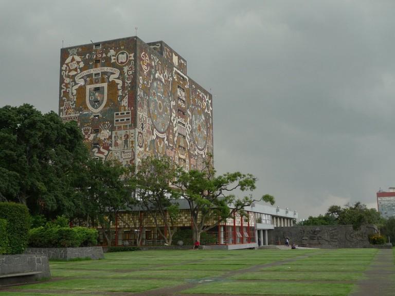 UNAM | © Mark Hogan/Flickr