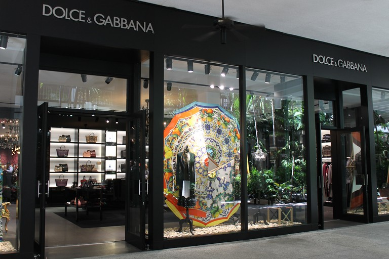 Dolce & Gabbana at Bal Harbour Shops