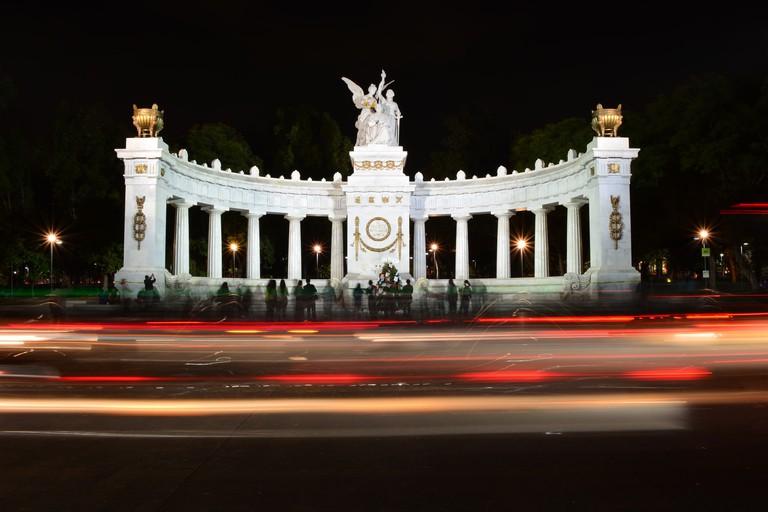Hemiciclo a Juárez   © Marmened/Flickr